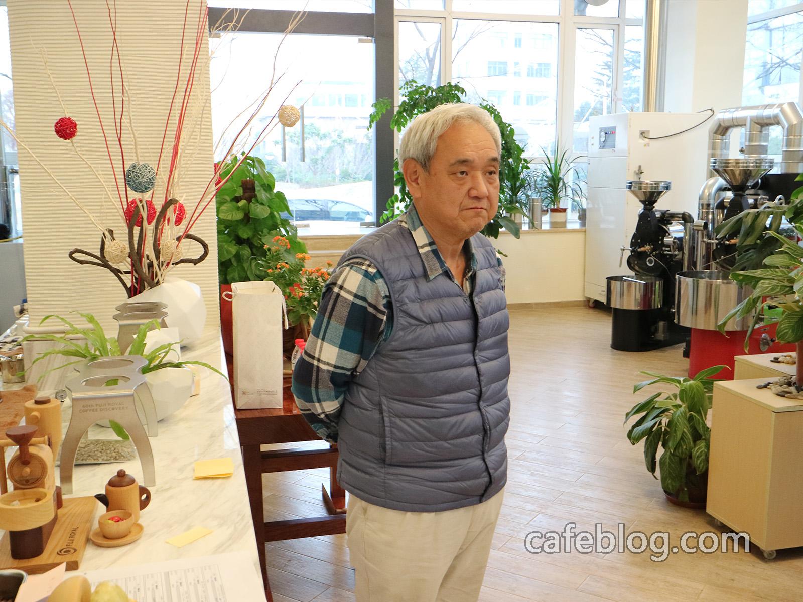 第一届日本浅野嘉之咖啡烘焙培训(第1阶段)