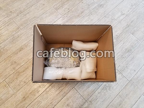 配件箱内容