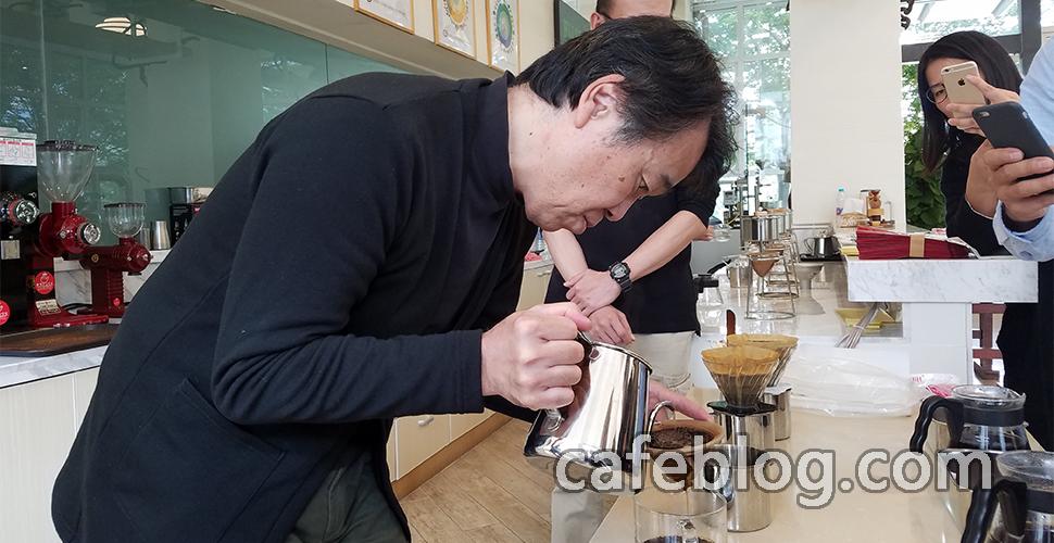 第四届日本浅野嘉之咖啡烘焙培训(第1阶段) (2017年10月27日,28日,共2天)