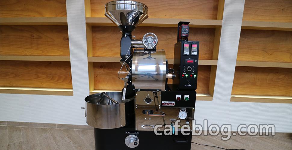 富士皇家R-103特制版咖啡烘焙机(3公斤)