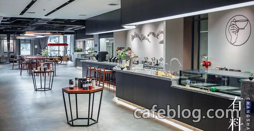 啡匠集(咖啡店)富士皇家DISCOVERY(250克)和R-105(5公斤)咖啡烘焙机安装记 (2018年11月13日)