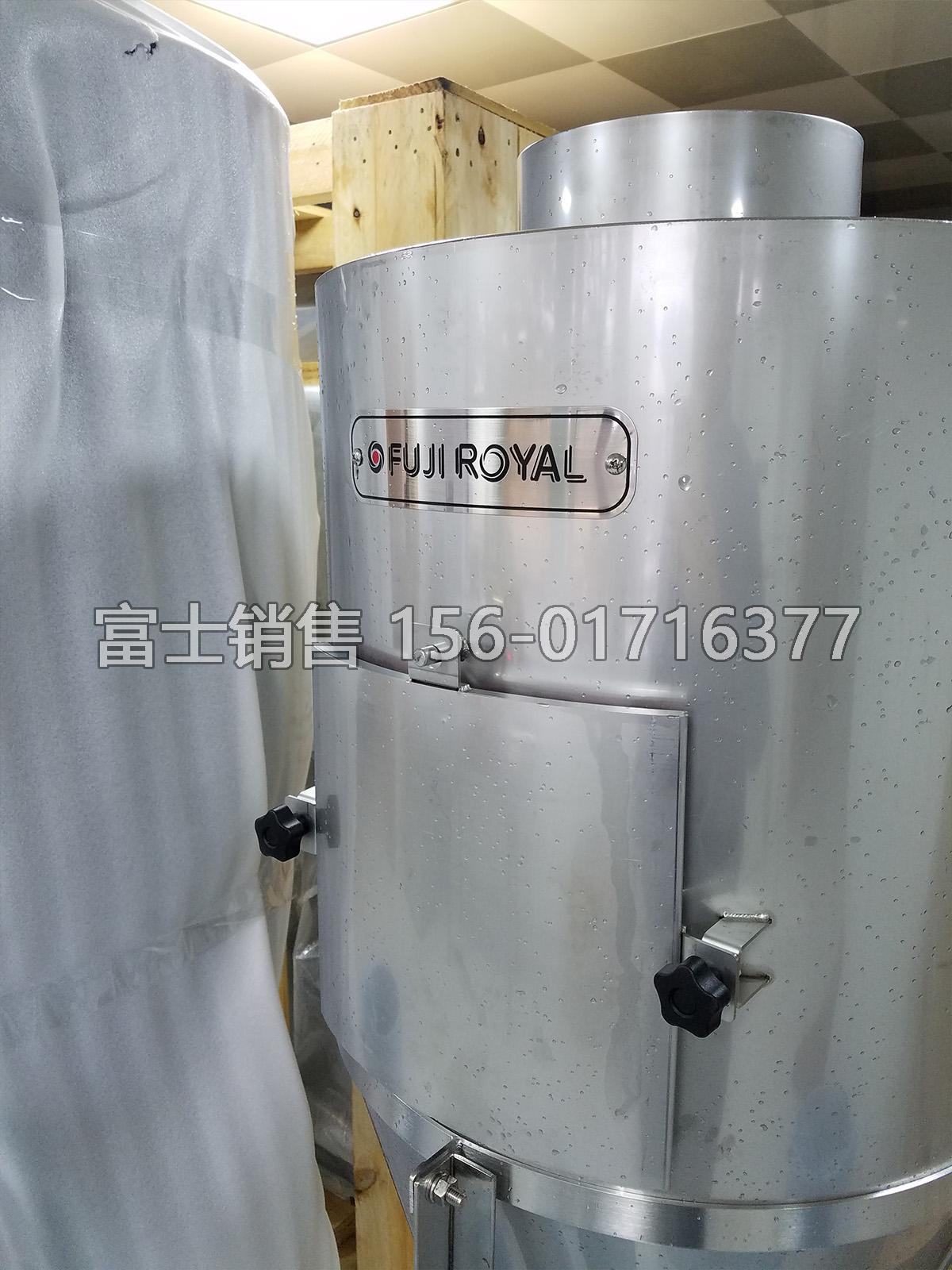 富士皇家R-110(10公斤)咖啡烘焙机到货通知 (2018年11月21日)