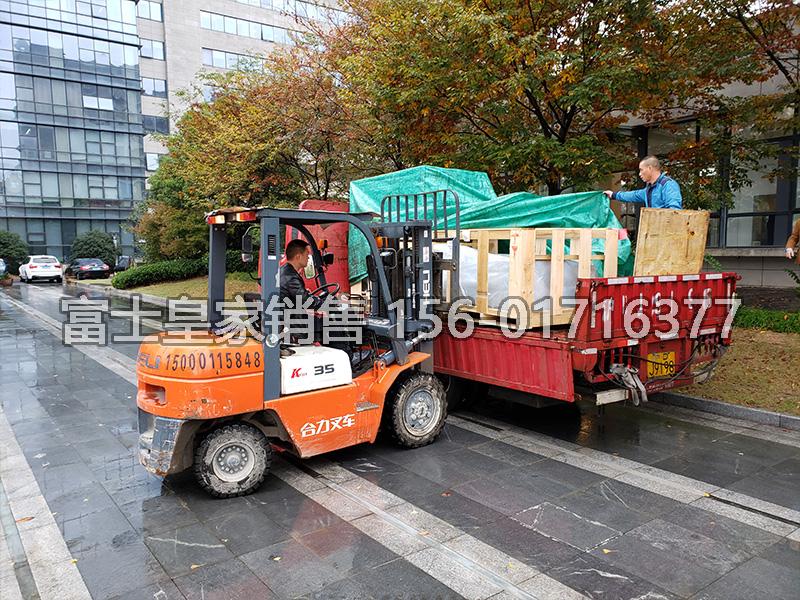 富士皇家R-110(10公斤)咖啡烘焙机到货通知 (2018年11月21日 通关 进口)
