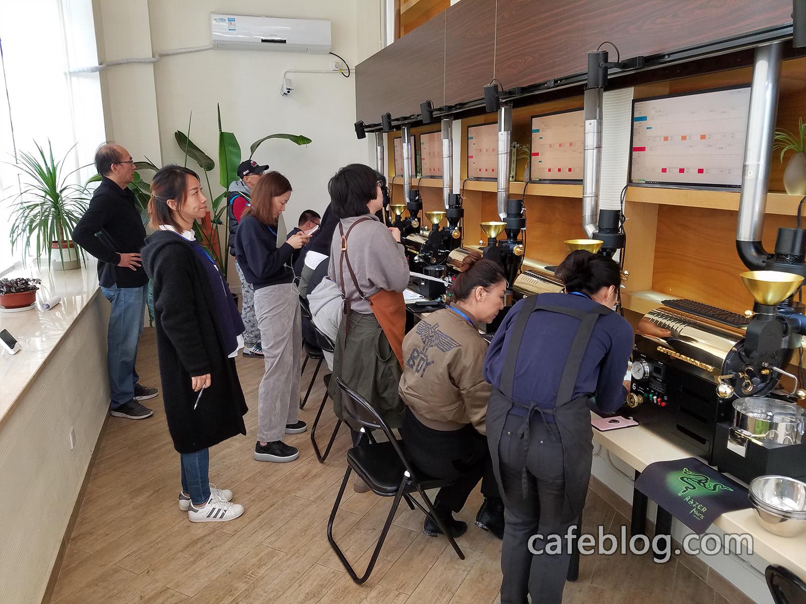 第十三届日本浅野嘉之咖啡烘焙培训(第1阶段)